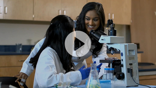 Intel Inspiring Women in STEM