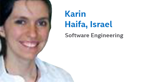 Meet Karin Haifa, Intel's Software Engineer in Israel